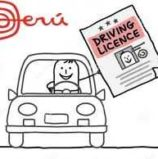 Questions In Peru's driving license test