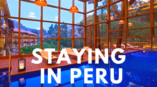 Best Peru Hotels, Lodges and Transportation In That I Personally Loved!