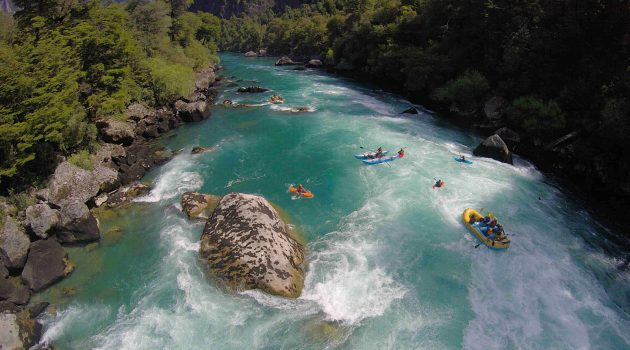 15 Things you Must Know about Futaleufu River Rafting